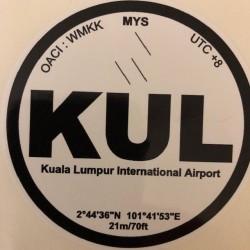 KUL - Kuala Lumpur - Malaisie
