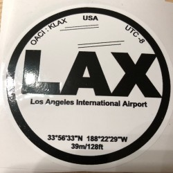LAX - Los Angeles - USA