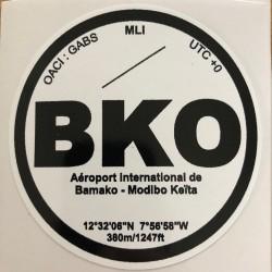 BKO - Bamako - Mali