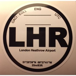LHR - Londres Heathrow -...