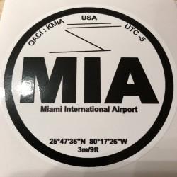 MIA - Miami - USA