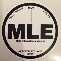 MLE - Malé - Maldives