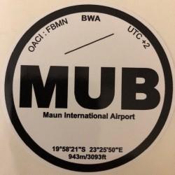 MUB - Maun - Botswana