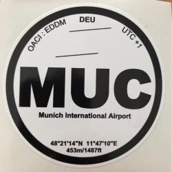 MUC - Munich - Allemagne