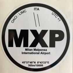 MXP - Milan Malpensa - Italie