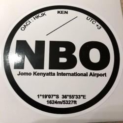 NBO - Nairobi - Kenya