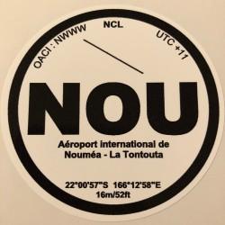 NOU - Nouméa - Nouvelle...