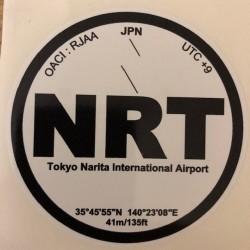 NRT - Tokyo Narita - Japon