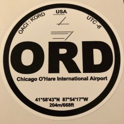 ORD - Chicago - USA