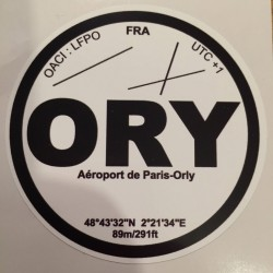 ORY - Paris Orly - France