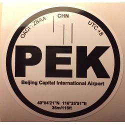 PEK - Pékin - Chine