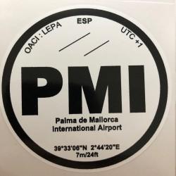 PMI - Palma de Majorque -...
