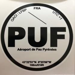 PUF - Pau - France