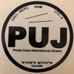 PUJ - Punta Cana -...