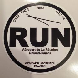 RUN - La Réunion