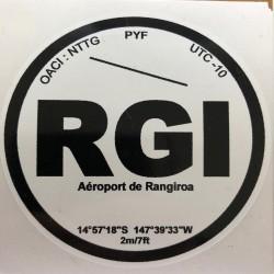 RGI - Rangiroa - Polynésie...