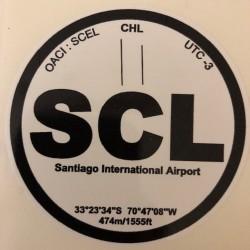SCL - Santiago - Chili