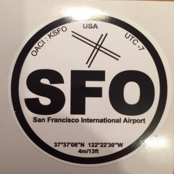 SFO - San Francisco - USA