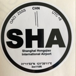 SHA - Shanghai Hongqiao -...