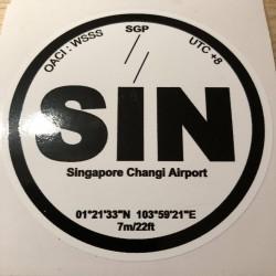 SIN - Singapour