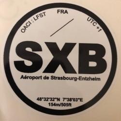 SXB - Strasbourg - France