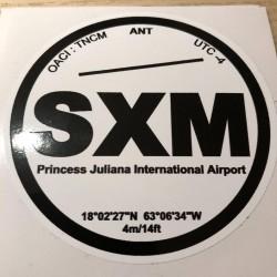 SXM - Saint Martin