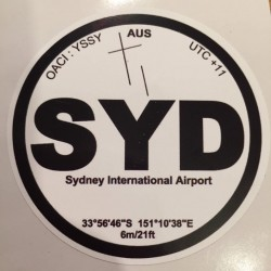 SYD - Sydney - Australie