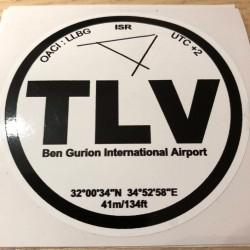 TLV - Tel Aviv - Israël