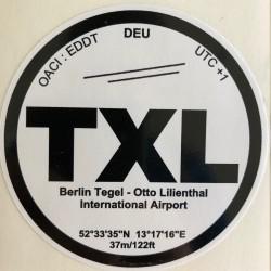 TXL - Berlin Tegel - Allemagne