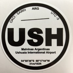 USH - Ushuaia - Argentine