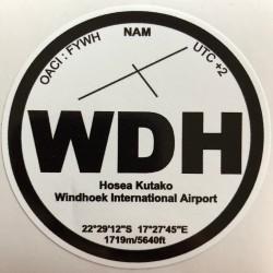 WDH - Windhoek - Namibie
