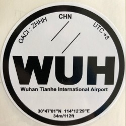 WUH - Wuhan - Chine