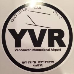 YVR - Vancouver - Canada