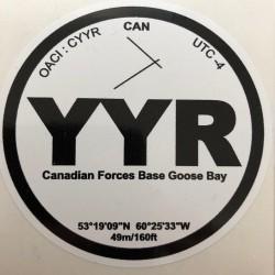 YYR - Goose Bay - Canada
