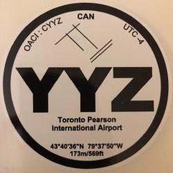 YYZ - Toronto - Canada
