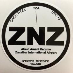 ZNZ - Zanzibar - Tanzanie