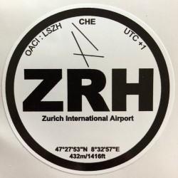 ZRH - Zurich - Suisse