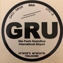 GRU - Sao Paulo - Brésil