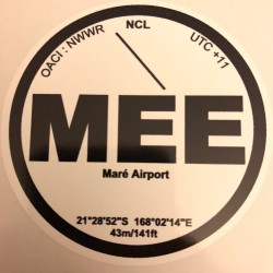 "MEE - ""Me"" - Maré Airport -..."