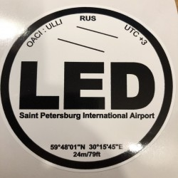 LED - Saint Petersburg -...