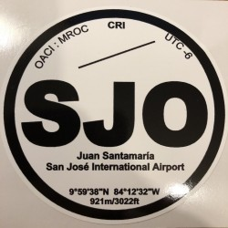 SJO - San José - Costa Rica
