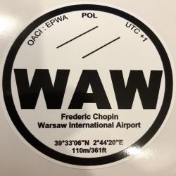 WAW - Warsaw - Poland