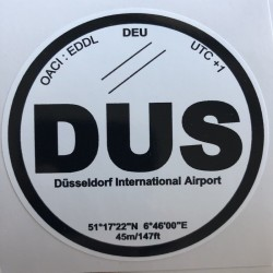 DUS - Düsseldorf - Germany