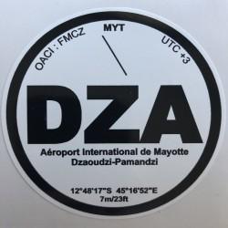 DZA - Mayotte