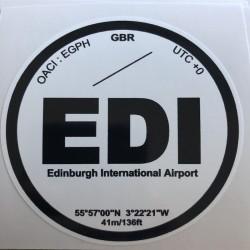 EDI - Edimbourg -...