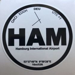 HAM - Hamburg - Germany