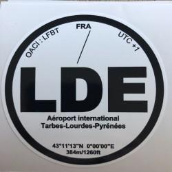 LDE - Tarbes-Lourdes - France
