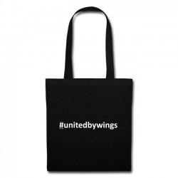 Tote Bag UnitedByWings white