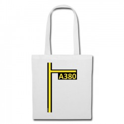 Tote Bag A380
