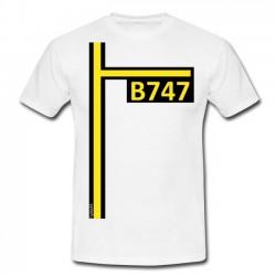 T-Shirt Men B747